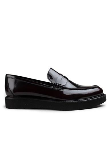 Deery Casual Ayakkabı Bordo